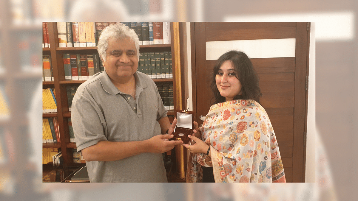 Swaraj's Daughter Fulfills Her Wish, Gives Harish Salve Re 1 Fee