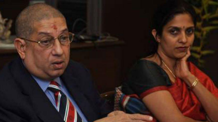 Srinivasan's Daughter Rupa Gurunath Elected New TNCA President