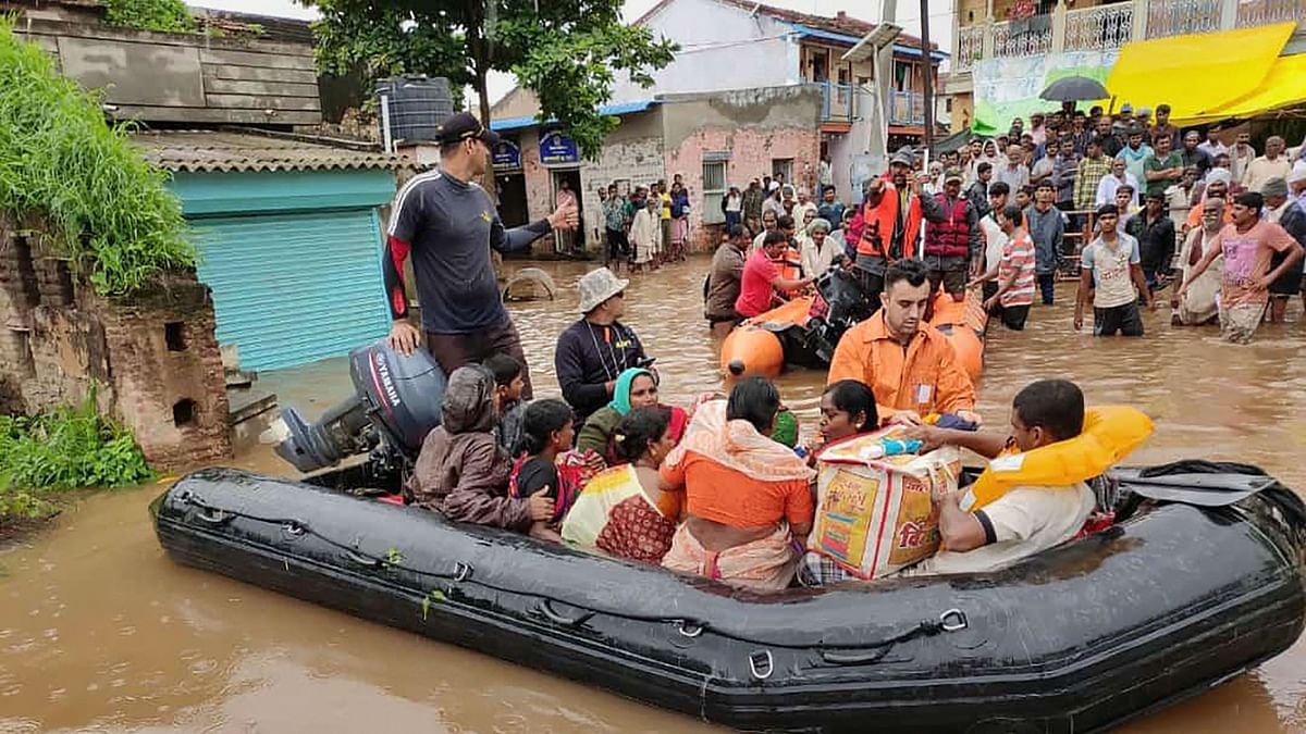 Maha Polls: Duplicate Voter IDs for 5.5 Lakh Flood-Hit People