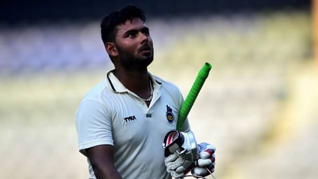 Rishabh Pant, Navdeep Saini Named in Delhi Squad for Hazare Trophy