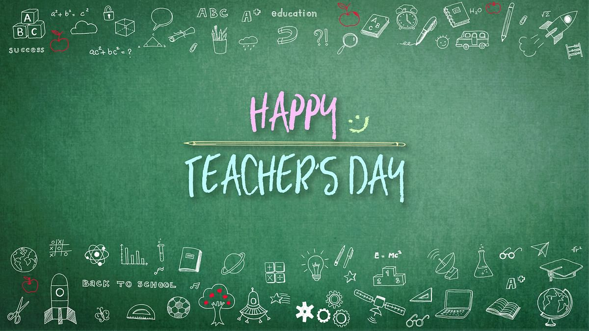 Happy Teachers' Day Greetings 2020: Here are some wishes, images & quotes to send your teachers today.