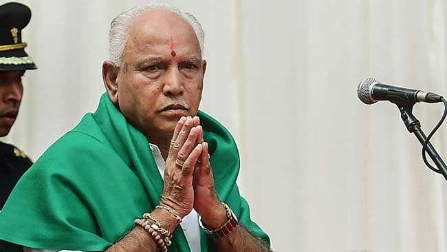 'DK Shivakumar's Arrest Doesn't Bring Me Any Joy': BS Yediyurappa