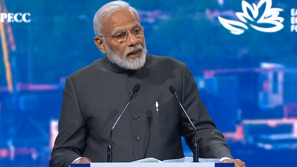 India to Lend $1 Billion for Russia's Far East Growth: PM Modi
