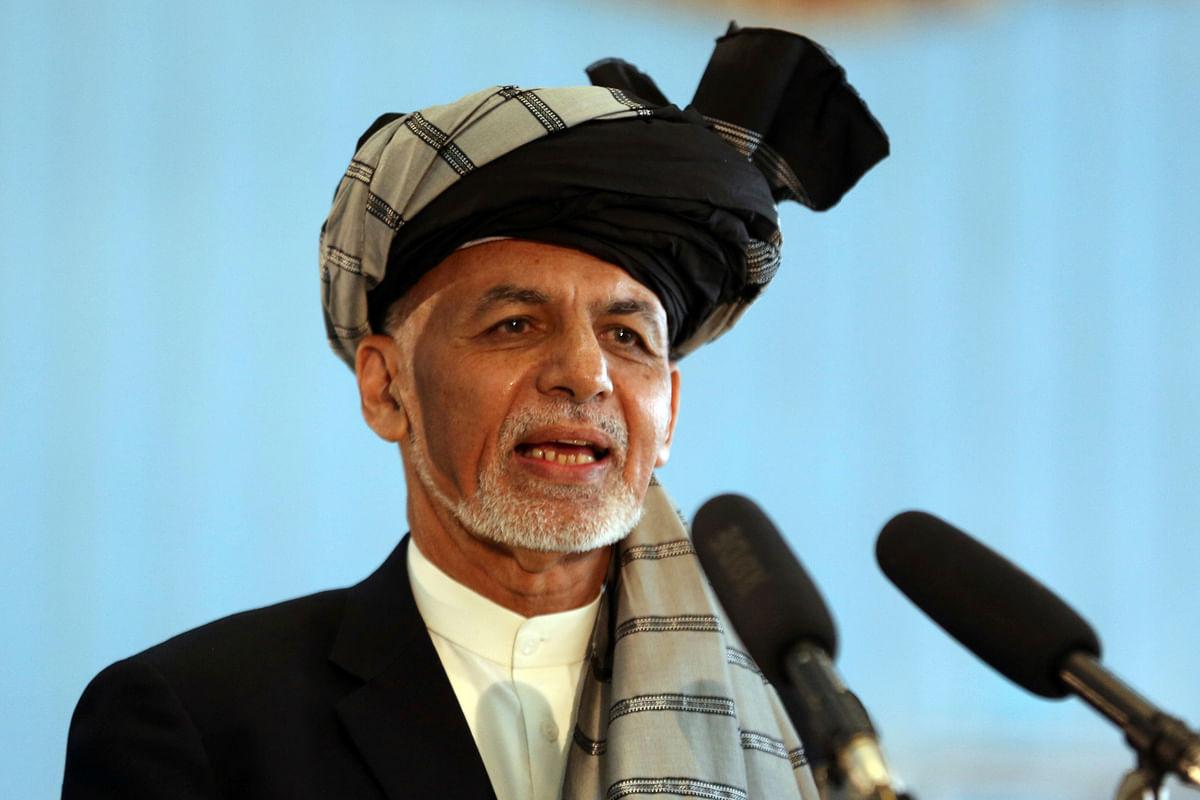 Afghan Govt to Release 5,000 Taliban Prisoners if Violence Eases