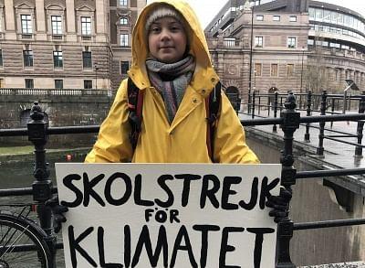 Greta Thunberg seek UN action against climate change