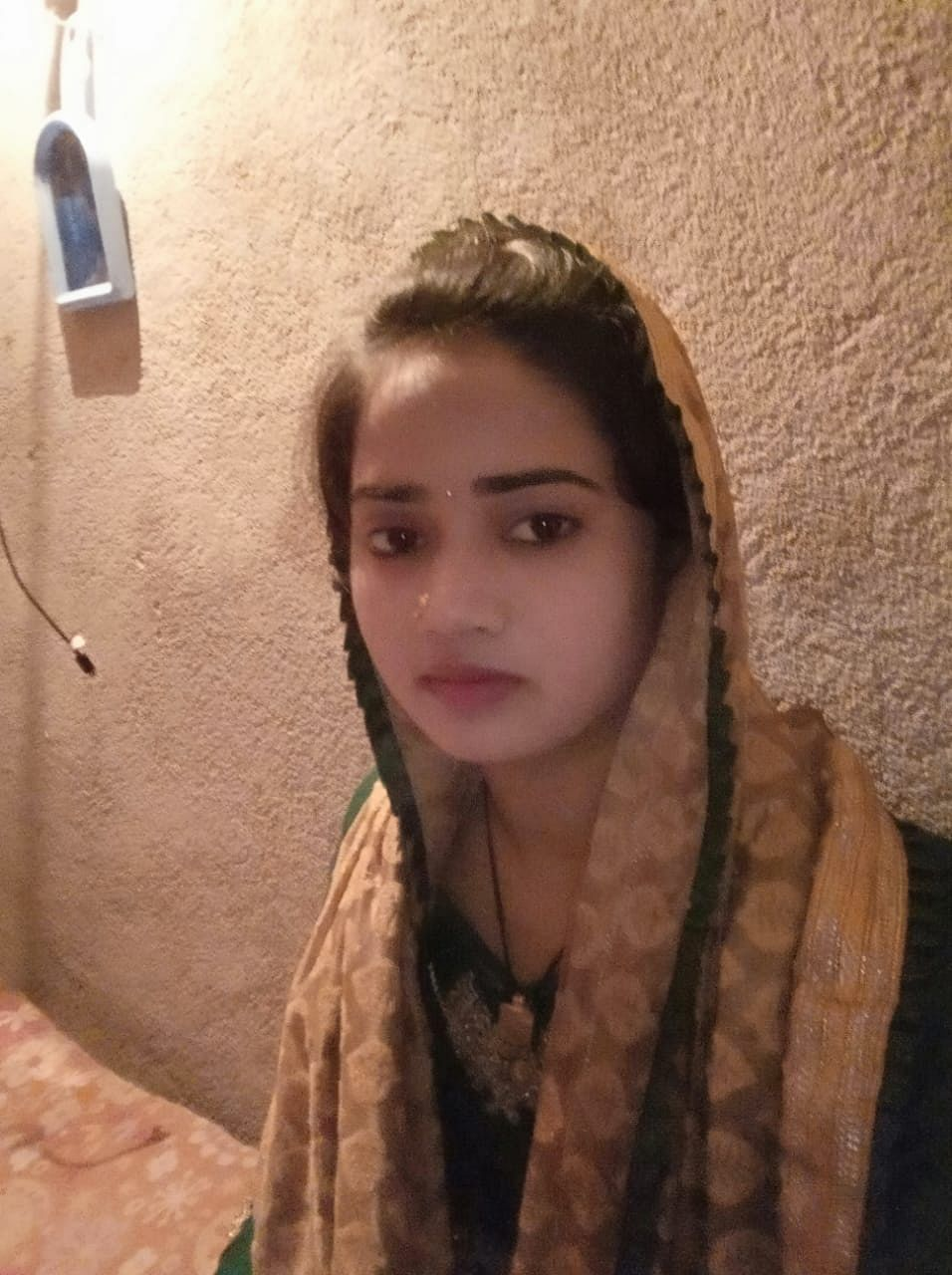 Shahista, who was married to Tabrez for about two months, has moved back to her parents home.