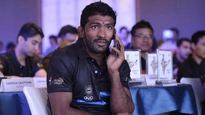 Wrestlers Must be More Careful, Camp Must Go On: Yogeshwar Dutt