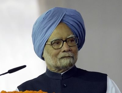 Former prime minister Manmohan Singh. (File Photo: IANS)