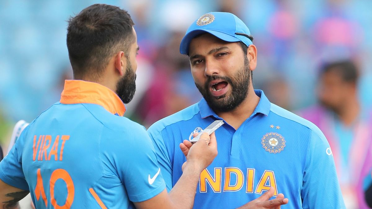 According to reports, the team management has asked Rohit Sharma to be more involved in the field, in the absence of MS Dhoni