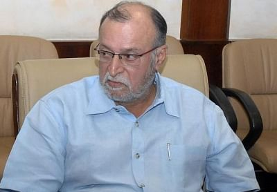 Delhi Lt. Governor Anil Baijal. (File Photo: IANS)