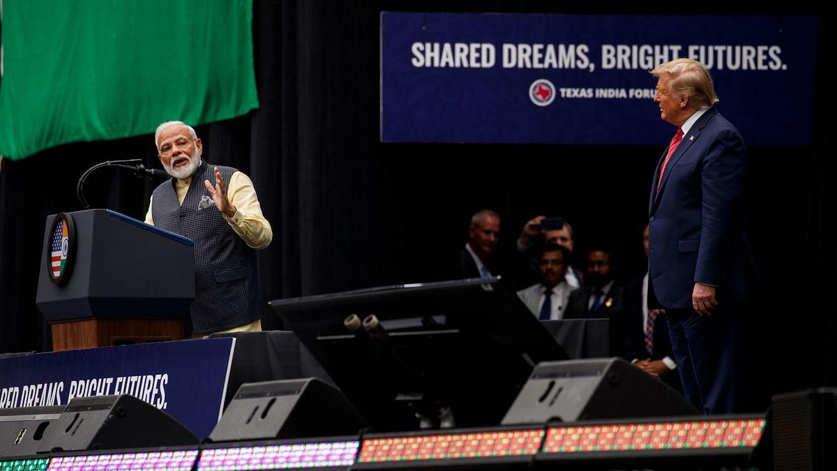 Howdy, Modi: PM Attacks Pak, Says Art 370 Encouraged Terror in J&K