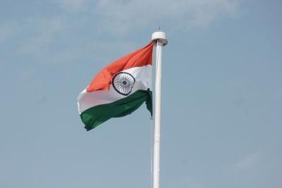 Indian Flag. (File Photo: IANS)