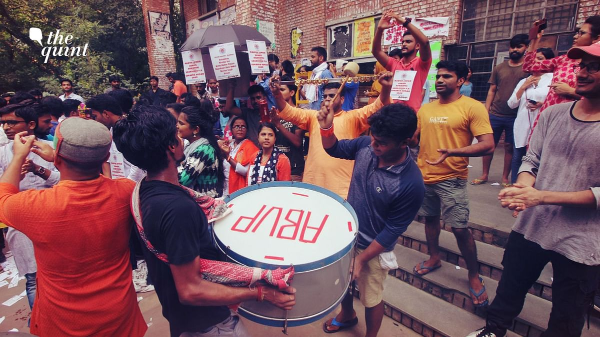 What's keeping ABVP from breaking into the Left stronghold? Here's a look at some factors that might be responsible.