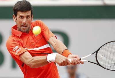 Novak Djokovic. (Xinhua/Han Yan/IANS)