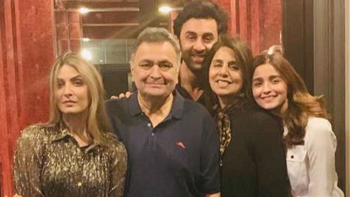 Is Alia Bhatt Throwing a Big Homecoming Bash for Rishi Kapoor?