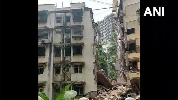10-Year-Old Girl Killed, 2 Injured in Mumbai Building Collapse