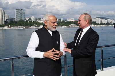 New connectivity routes to get push during Modi's Vladivostok visit