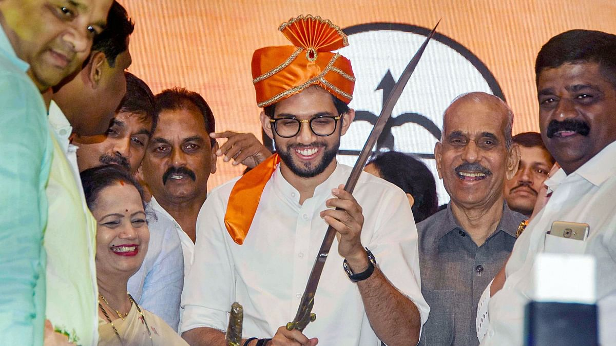 There was elaborate speculation about whether the Thackeray scion would look towards being appointed as the Deputy CM of the state.