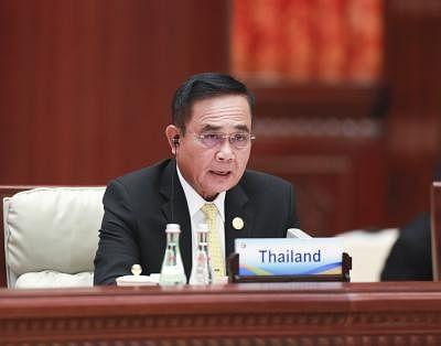 Thai Prime Minister Prayut Chan-o-cha. (Xinhua/Pang Xinglei/IANS)