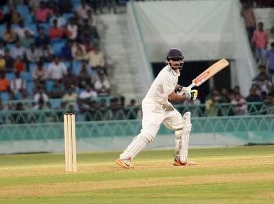 Priyank Panchal. (Photo: IANS)