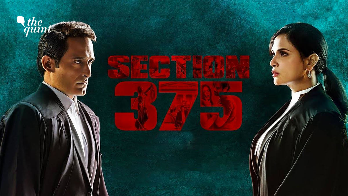 'Section 375' Reinforces Damaging Stereotypes About Rape Cases