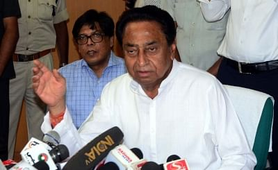 Kamal Nath. (Photo: IANS)