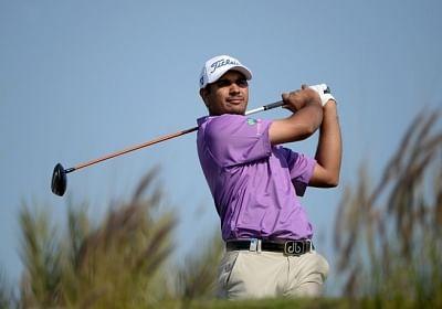 Golfer Gaganjeet Bhullar.