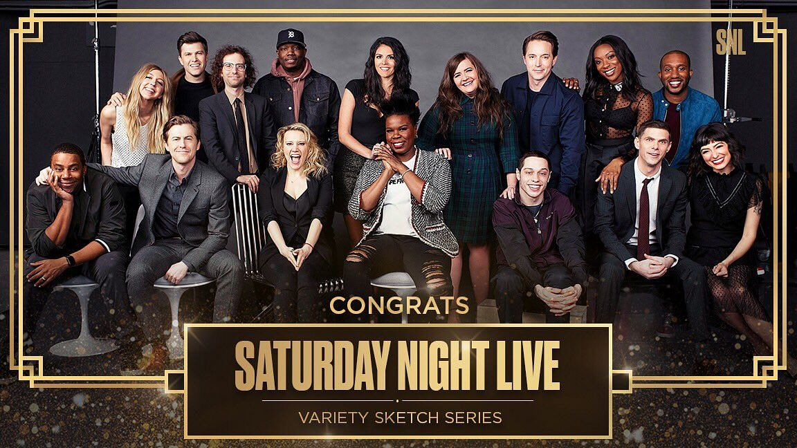 <i>Saturday Night Live </i>won two Emmys.