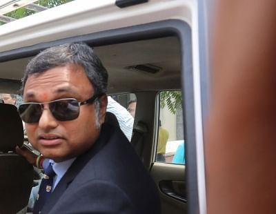 Karti Chidambaram. (File photo: IANS)