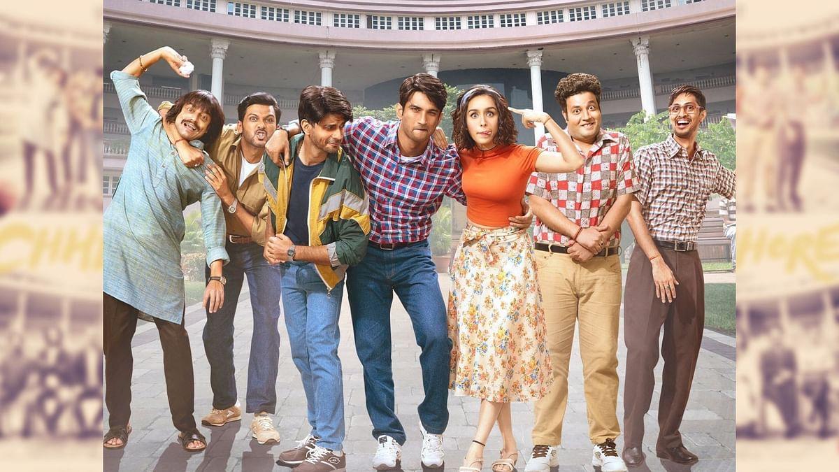 'Chhichhore' BO: Sushant-Shraddha's Campus Comedy Crosses Rs 50 Cr