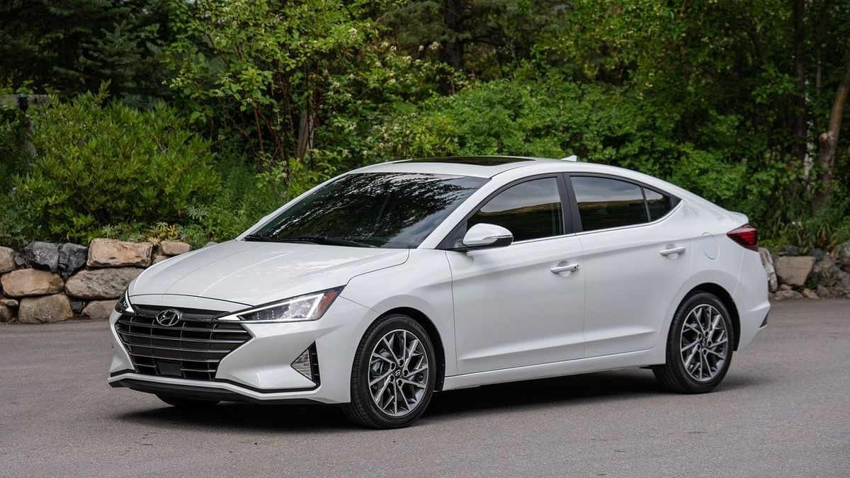 The 2019 Hyundai Elantra has been spotted testing in India.