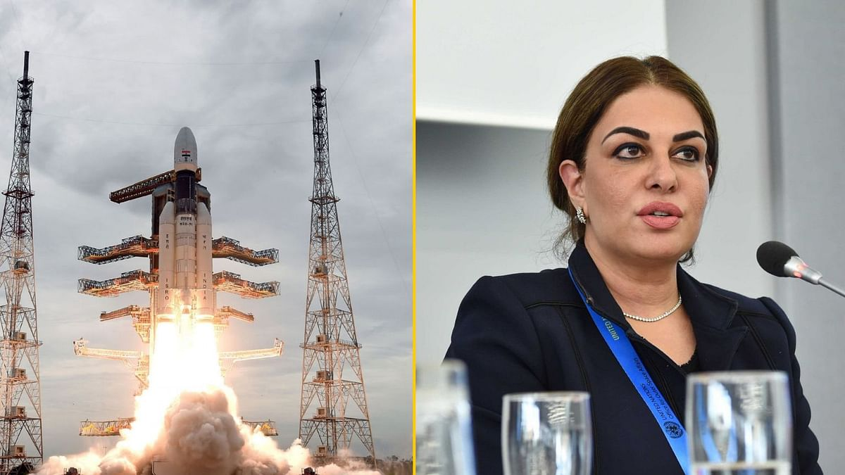 Chandrayaan-2 Makes Global Space Industry Proud: Pak Astronaut
