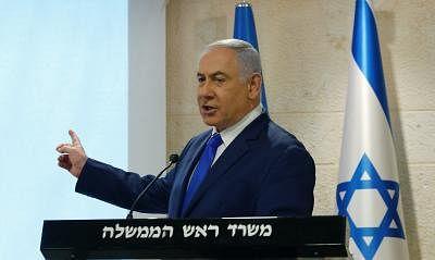 Netanyahu vows to annex Jordan Valley, Arabs condemn