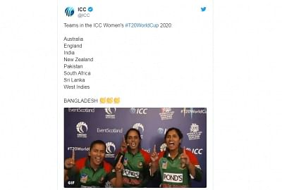 Bangladesh on Thursday reached the final of the Women