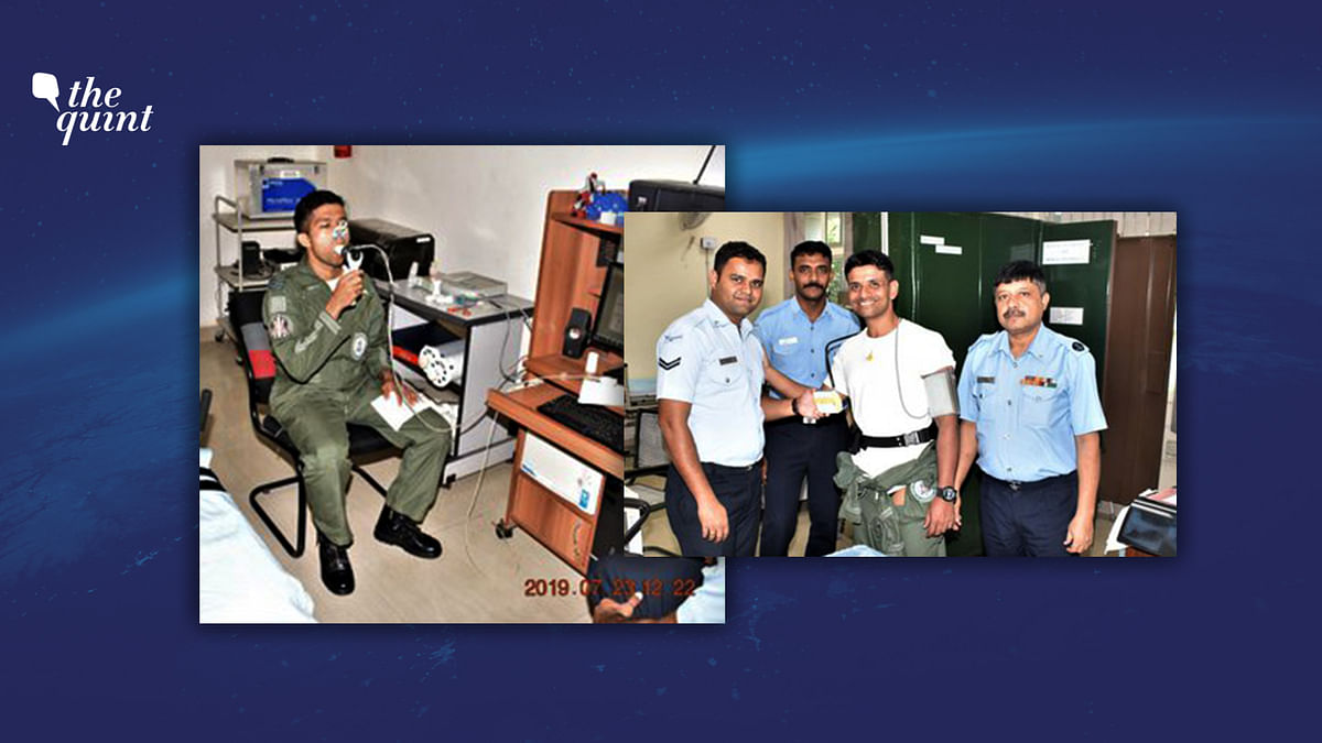 First Phase of Astronaut Selection For Gaganyaan Complete: IAF
