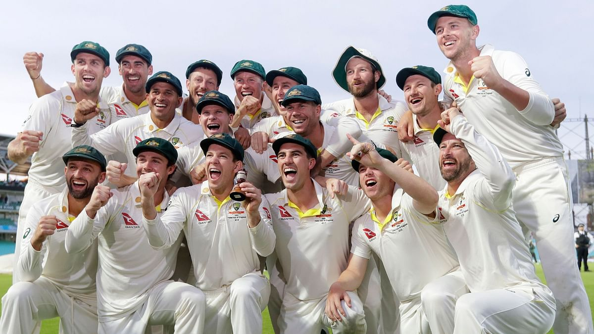 England Beat Aus in 5th Test, Ashes Ends in Draw After 47 Years