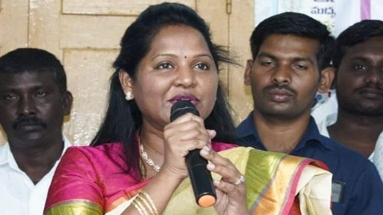 Dalit MLA Abused for 'Polluting' Ganesh Deity in Andhra, 4 Held