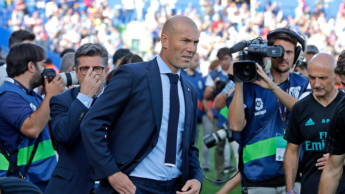 Zinedine Zidane is going back to the formula that helped Real Madrid succeed when he first took over three years ago.