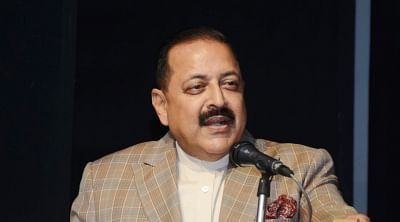 Jitendra Singh. (File Photo: IANS)