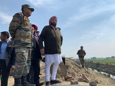 Punjab Chief Minister Captain Amarinder Singh. (Photo: IANS)
