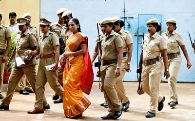 Nalini's parole extension plea rejected