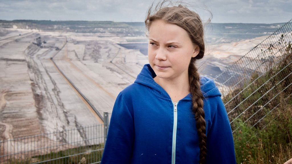Climate Activist Greta Thunberg Named TIME's 'Person of The Year'