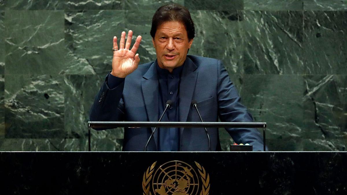 'Inhuman Curfew': Kashmir the Focus of Imran Khan's UNGA Speech