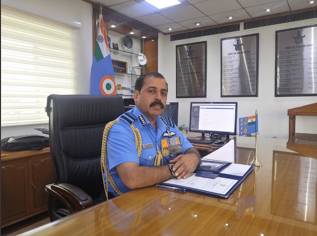 RKS Bhadauria took over as new IAF chief on 30 September.