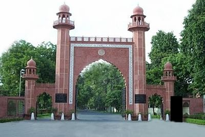 Aligarh Muslim University.