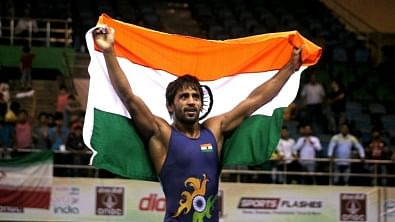Bajrang Punia Takes 65kg Gold and World Number 1 Rank in Rome