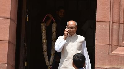 'Will Consider Revoking Article 370': Digvijaya in Clubhouse Chat