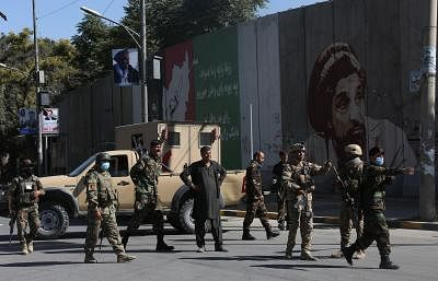 Afganistan has planned to deploy 72,000 soldiers to ensure a smooth presidential election on Saturday amid increased violence in the war-torn country. (Xinhua/Rahmatullah Alizadah/IANS)