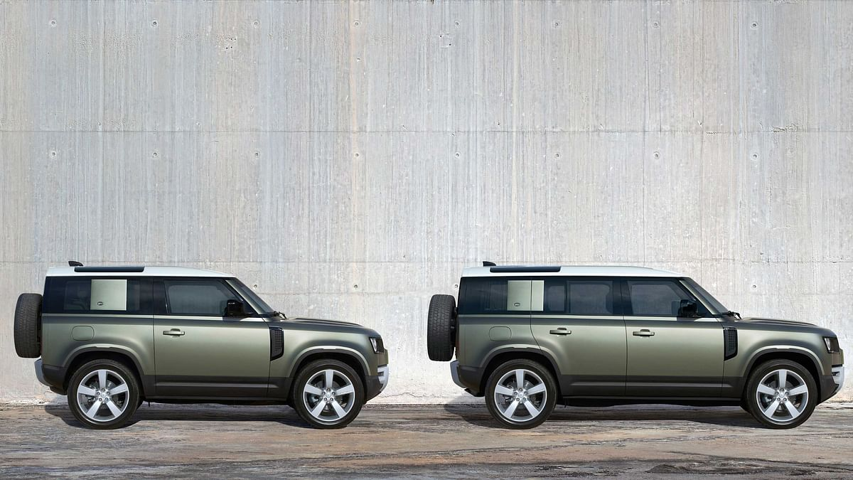 The Land Rover Defender comes in 10 variant options in India across the 90 (three-door) and 100 (five-door) models.
