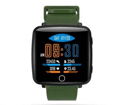 Chinese tech giant Lenovo on Saturday launched its latest smartwatch -- Carme (HW25P) in India for Rs 3,499. The device will be available for purchase from Flipkart from September 15 in two colour variants -- black and Green.
